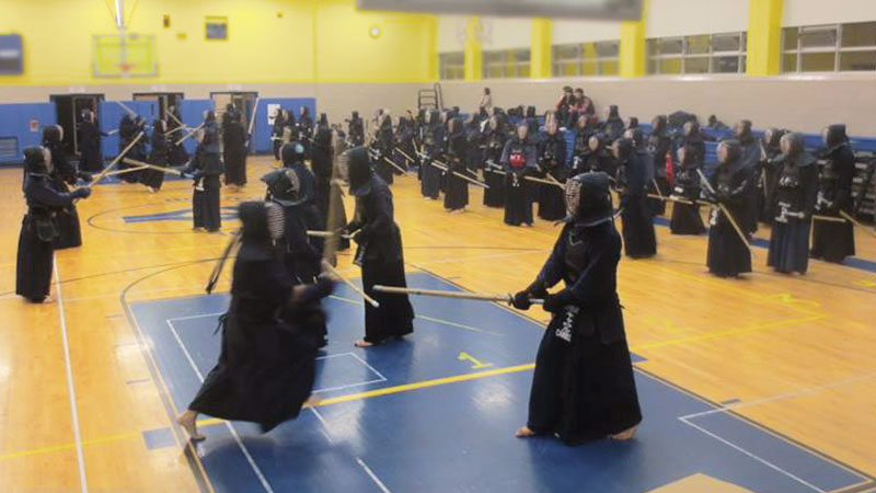 神武館 Shinbukan goyokai Tournament